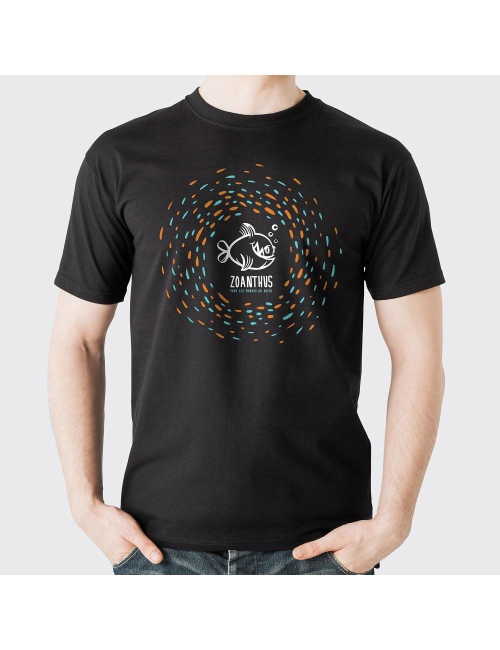 Tee-Shirt Sérigraphié Zoanthus - Edition 2021