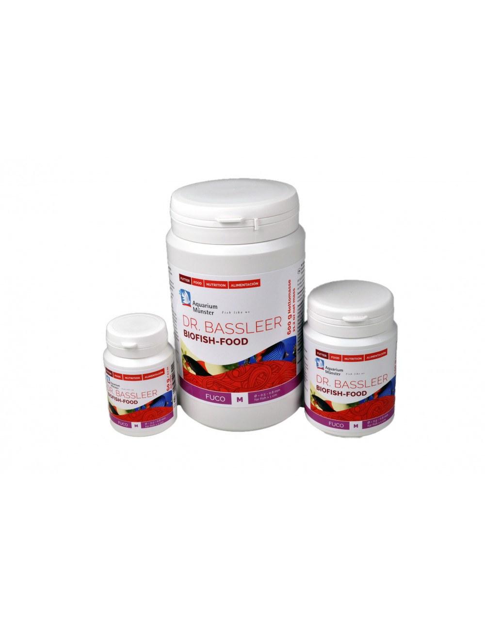 Dr. Bassleer - BIOFISH FOOD - FUCO L - 60gr - Nourriture pour poissons