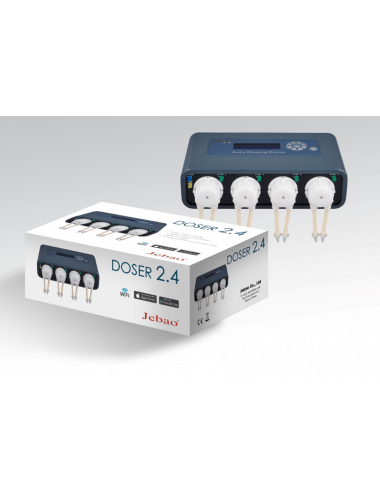 JECOD - WiFi Doser 2.4 - Pompe doseuses Wifi 4 canaux