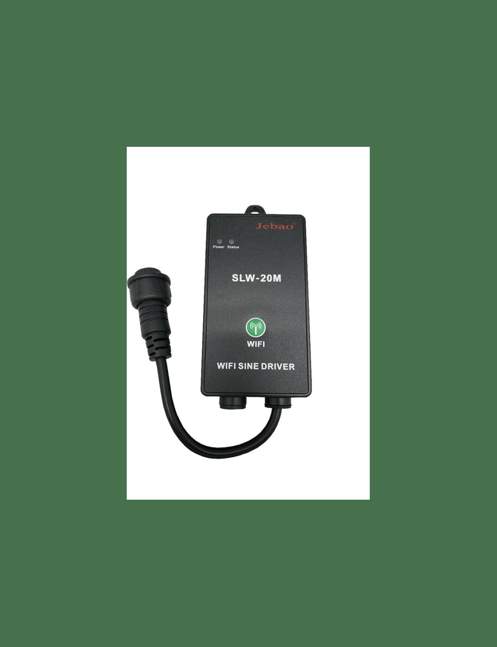 JECOD - Wifi Sine Driver - Contrôleur Wifi pour Pompe Jebao SW-10M