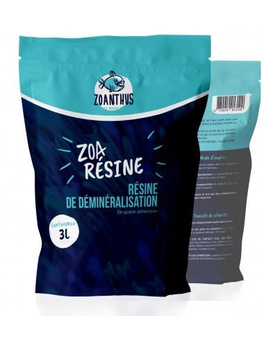 - Zoanthus.fr - Résine de déminéralisation - 3 litres