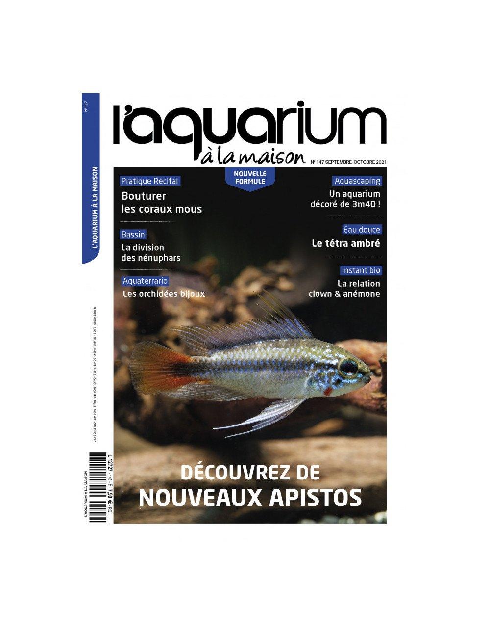 L'Aquarium à la maison - Numéro 147