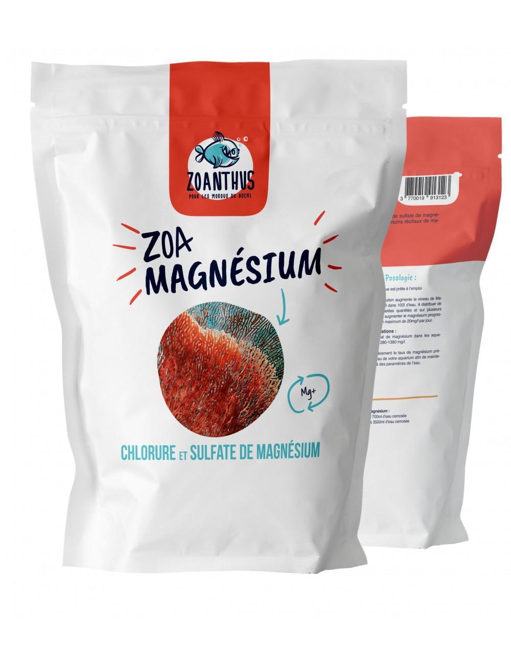 - ZOANTHUS.fr - Zoa Magnésium - 3 kg