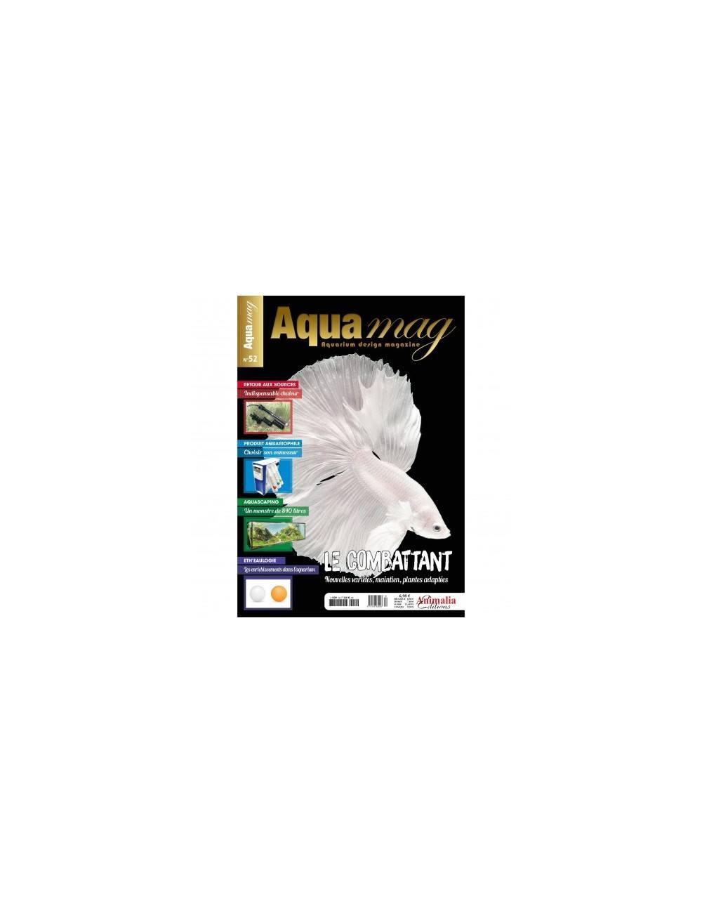 ANIMALIA EDITIONS - AQUAmag N°52