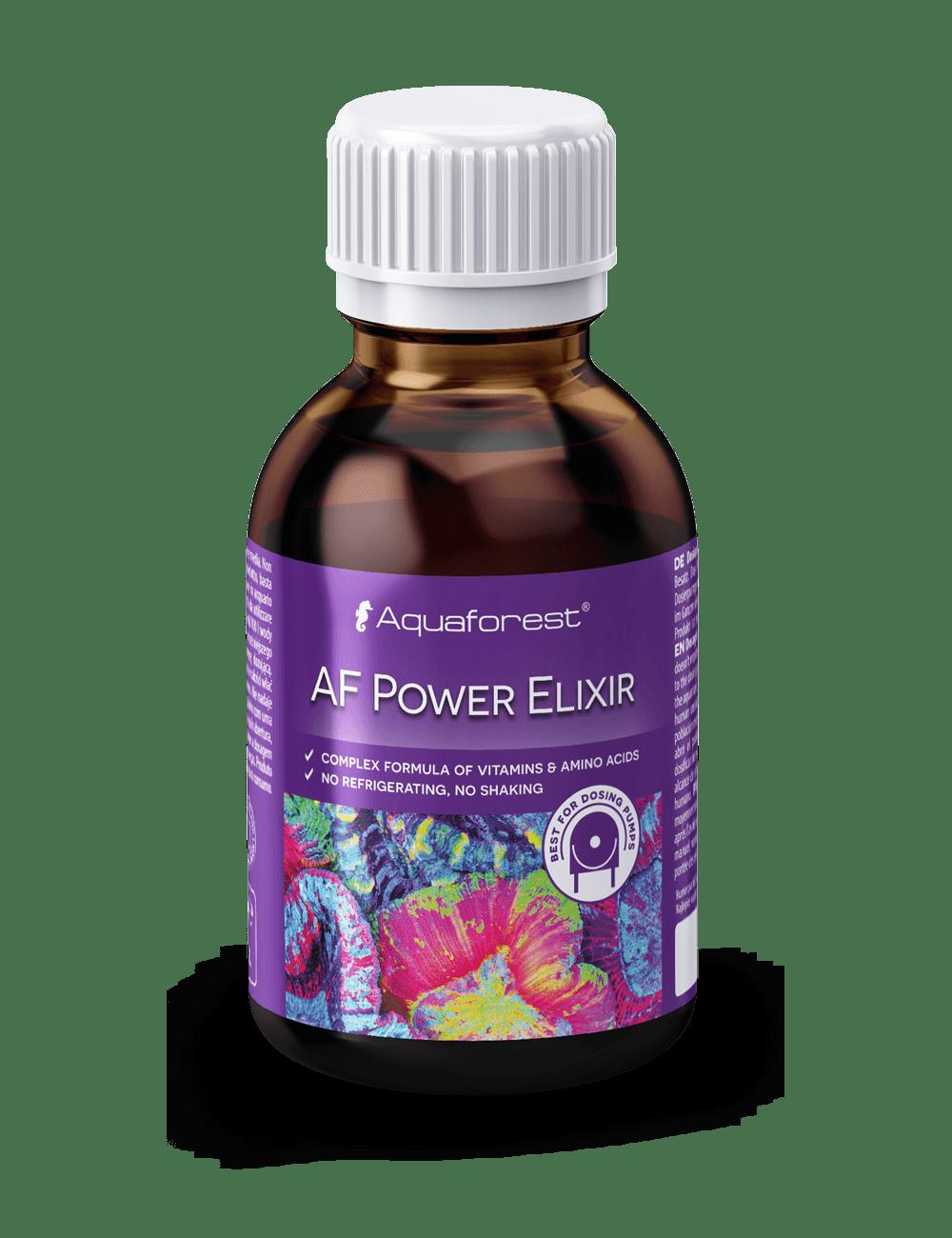 AQUAFOREST - AF Power Elixir - 200 ml - Complément nutritif pour coraux