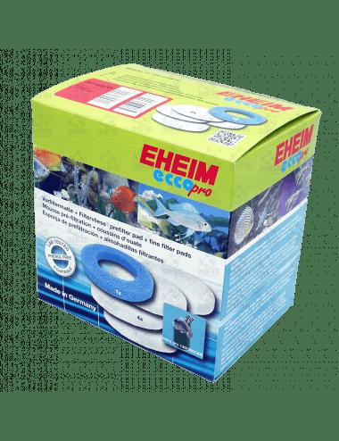 EHEIM - Lot de mousses filtrantes - Ouates+mousse bleue - Pour Ecco Pro